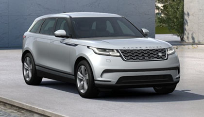 New Vehicle Land Rover